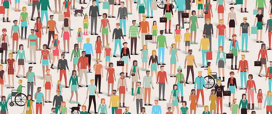 Shifting Audience Demographics Accommodate Customer Interests, Values