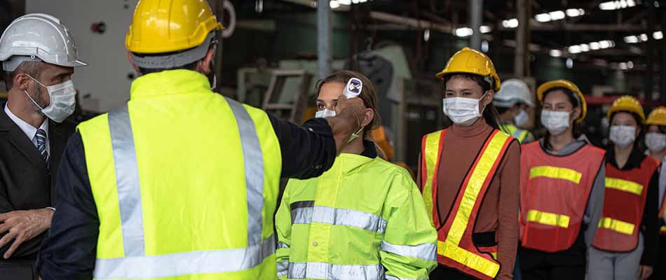 Manufacturing during a pandemic - 7 Trends to Watch During the Post-Pandemic Recovery
