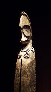 Sculpture du Musée du Quai Branly