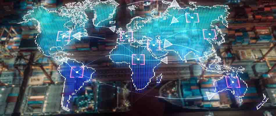 World continents - Eliminating the Risk of Supply Chain Disruption and Volatility