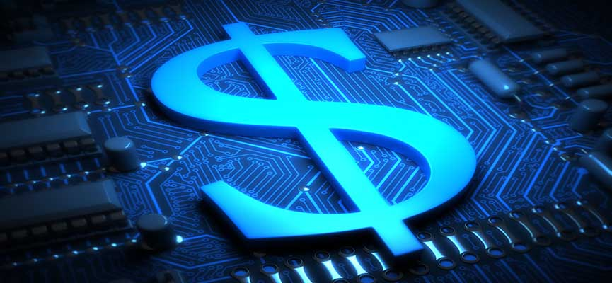 Dollar sign on circuit board: Leveraging Digital Sales History to Drive New Revenue