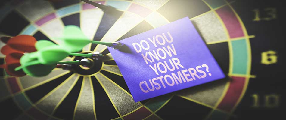 Arrow in the bullseye - Do You Know Your Customers?