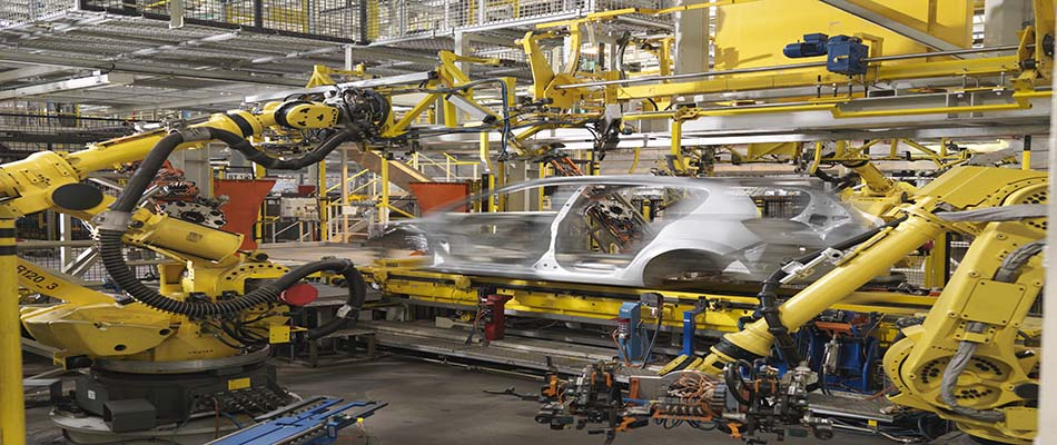 Car manufacturing - How Customer-Focused Technology Drives Manufacturing Growth