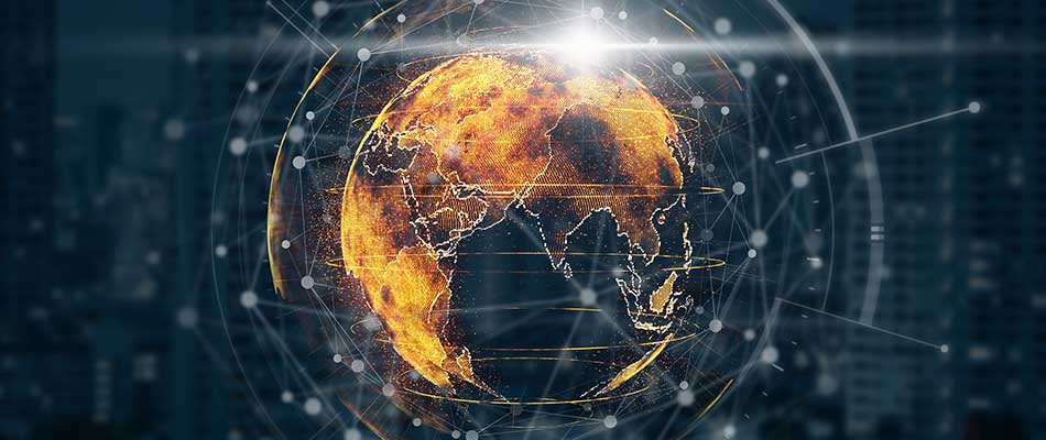 Global connectivity drives new selling paradigm