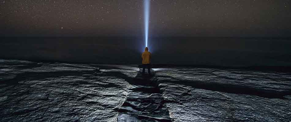 Person looking at a short horizon - The Perils of a Short Horizon: Transformation Takes Time