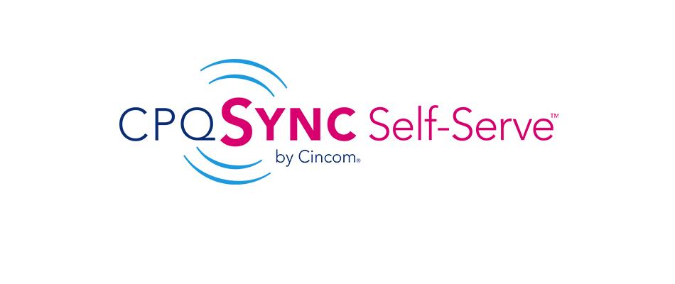 Cincom CPQSync Self-Serve Logo