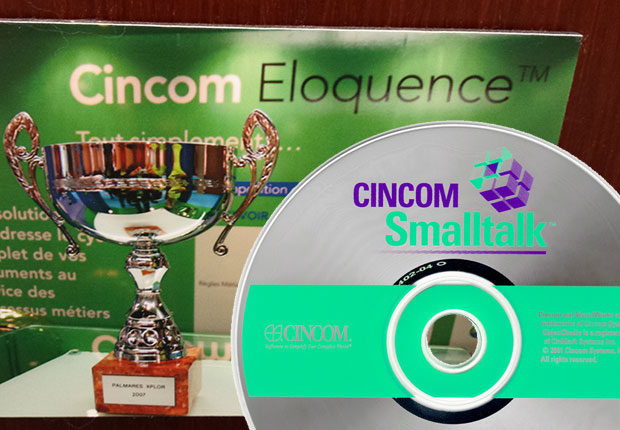 Cincom Eloquence e Cincom Smalltalk